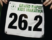 Grand Rapids Kids Marathon